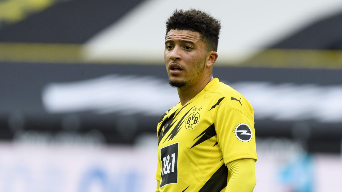 Sancho refused to rule out a move away from Dortmund