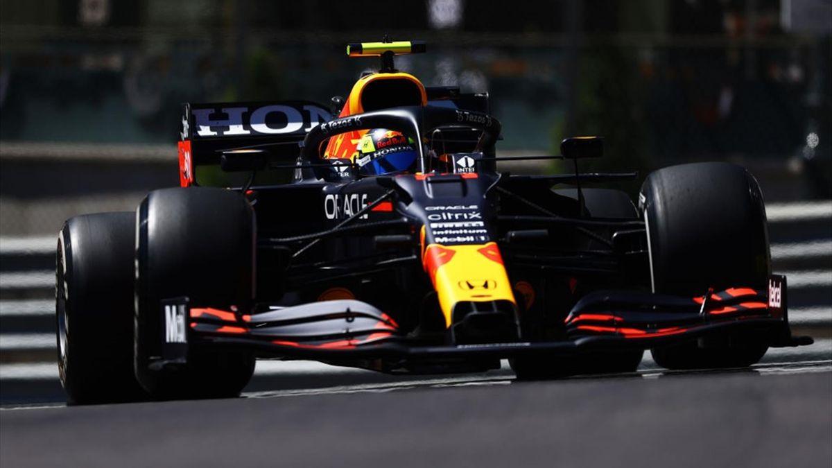 Sergio Pérez (Red Bull) - GP of Monaco 2021