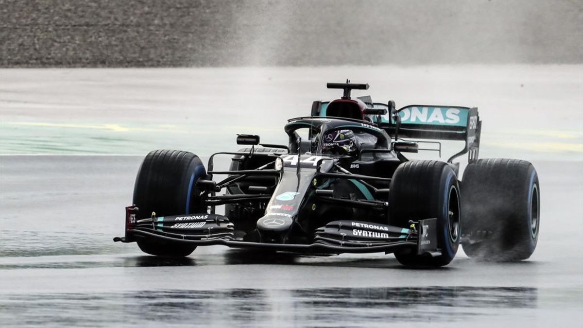 Lewis Hamilton (Mercedes) - GP of Turkey 2020