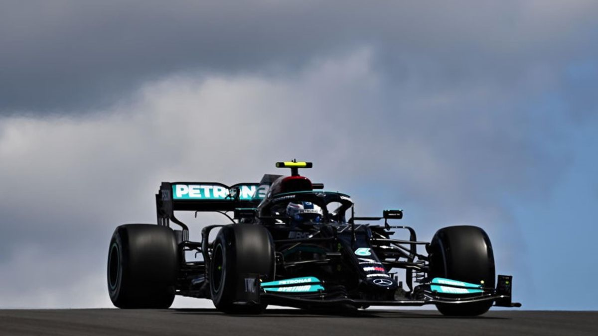 Valtteri Bottas (Mercedes) - GP of Portugal 2021