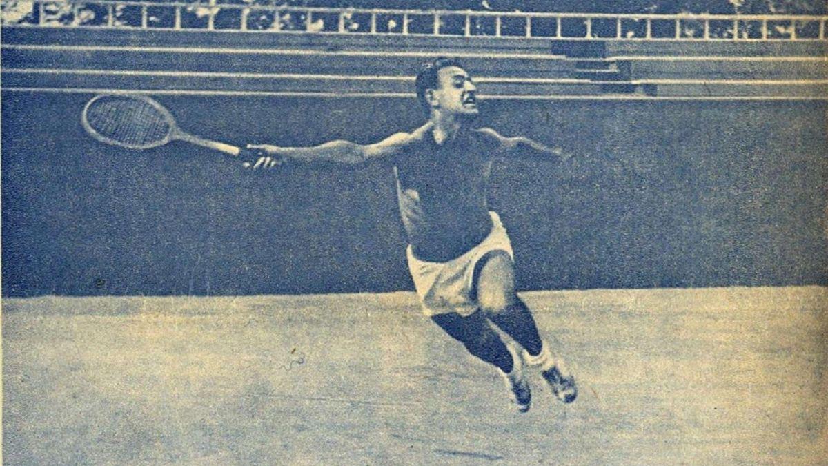 Арчил Мдивани, 1936 год («Физкультура и спорт», №15-16)