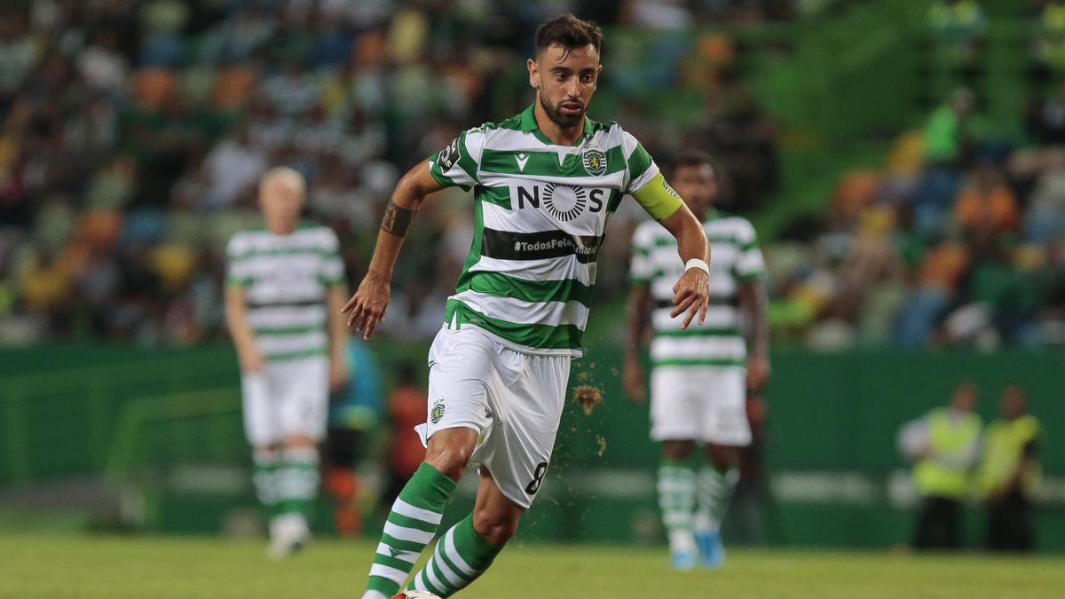 Bruno Fernandes (Sporting Lissabon)