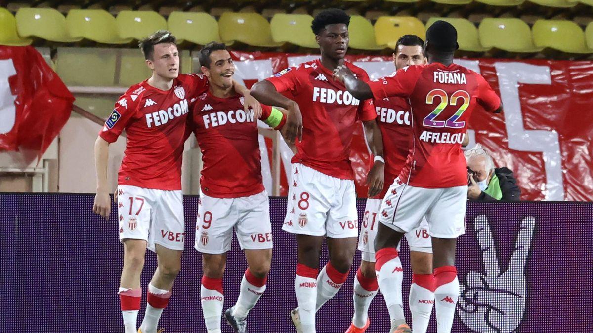 L'AS Monaco a dominé Rennes