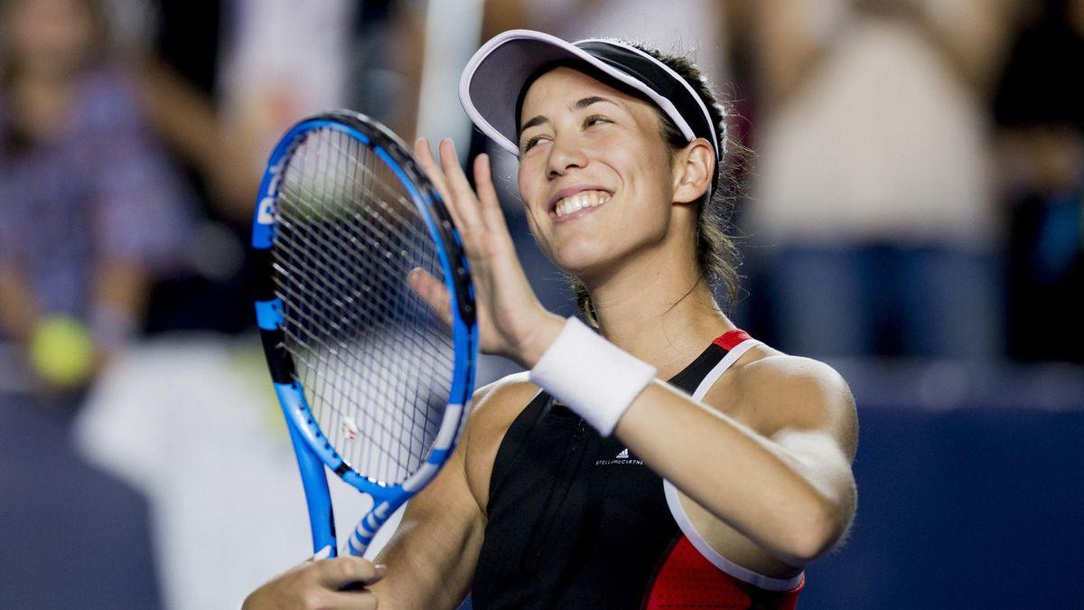Garbiñe Muguruza - WTA Monterrey 2018