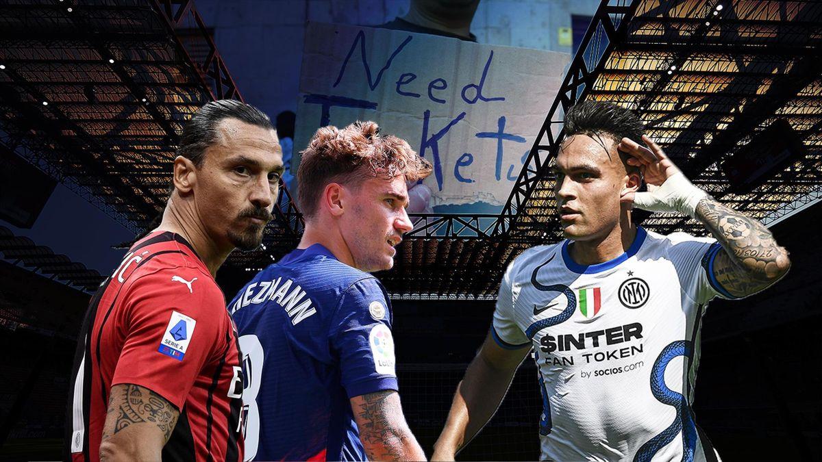 Focus economico sui biglietti della Champions League 2021/2022
