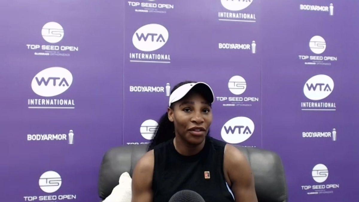 Serena Williams, îngrozită de coronavirus