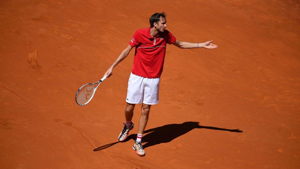 Daniil Medvedev - ATP Rom