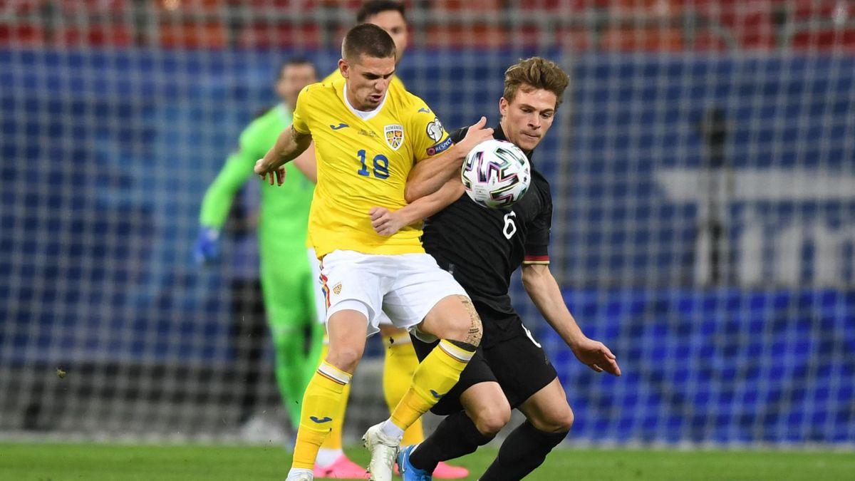 Germania s-a impus la București, în meciul cu România, mai clar decât o arată scorul