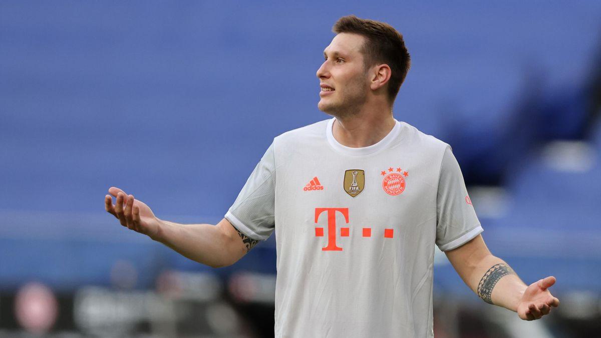 Niklas Süle vom FC Bayern München setzt sich gegen Kritik zur Wehr