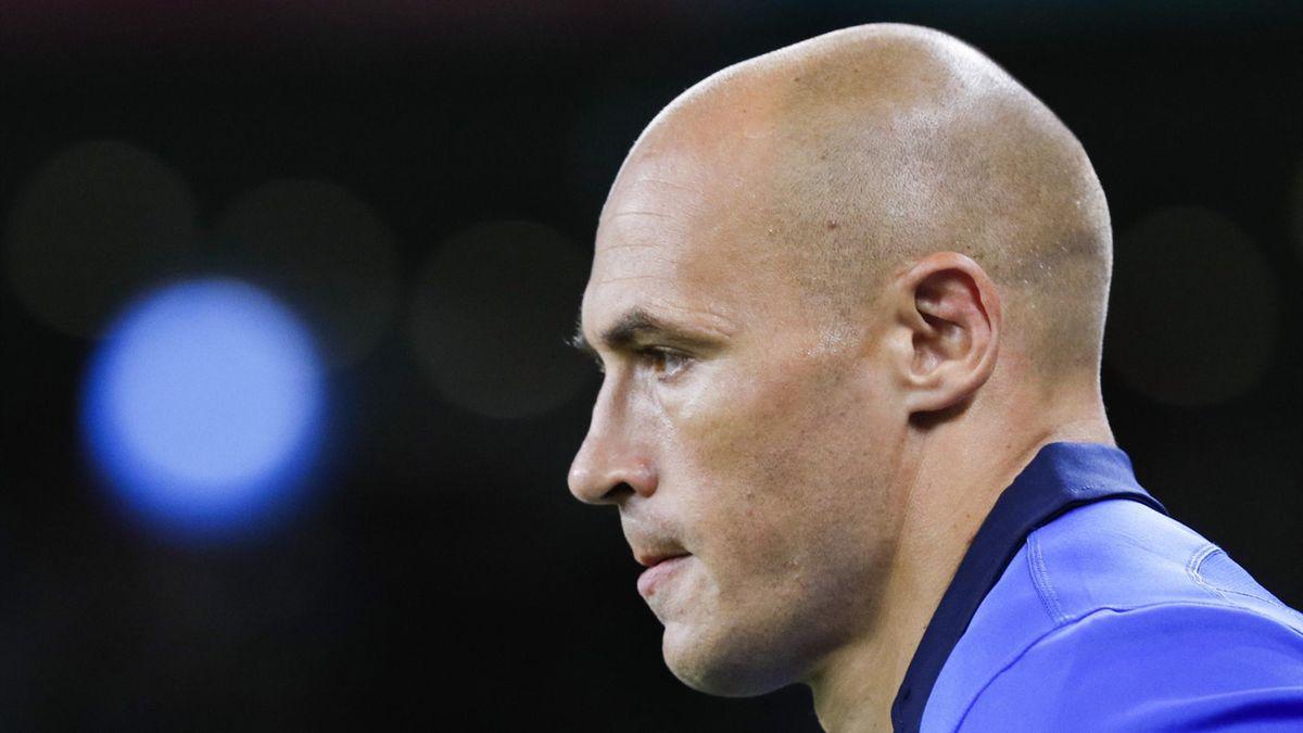 Sergio Parisse alla Coppa del Mondo di rugby 2019