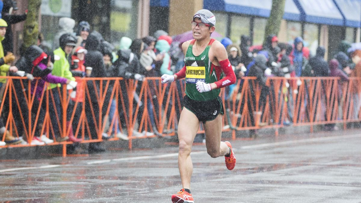 Yuki Kawauchi siegt bei Boston-Marathon