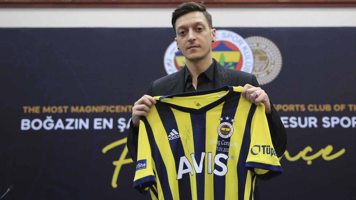 Mesut Özil - Fenerbahce