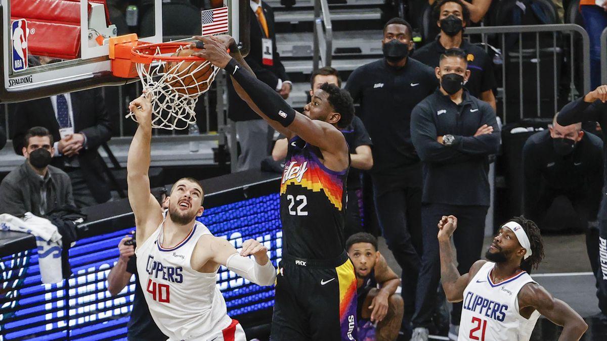 NBA- Playoff: i Phoenix Suns eclissano gli LA Clippers e volano sul 2-0
