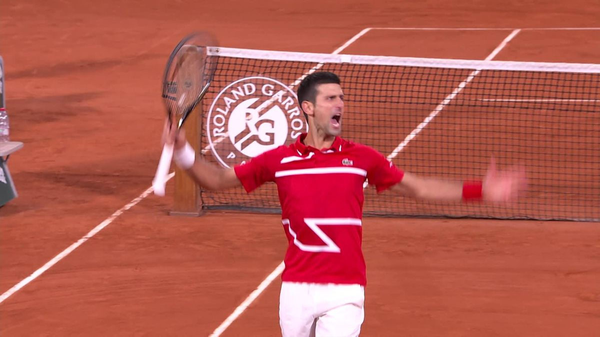 Roland Garros : Nadal-Djokovic Break Point