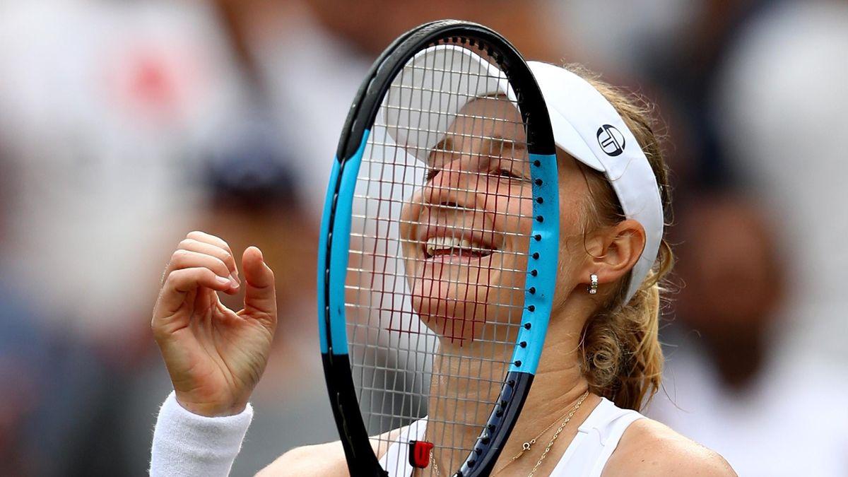 Ekaterina Makarova / Wimbledon 2018