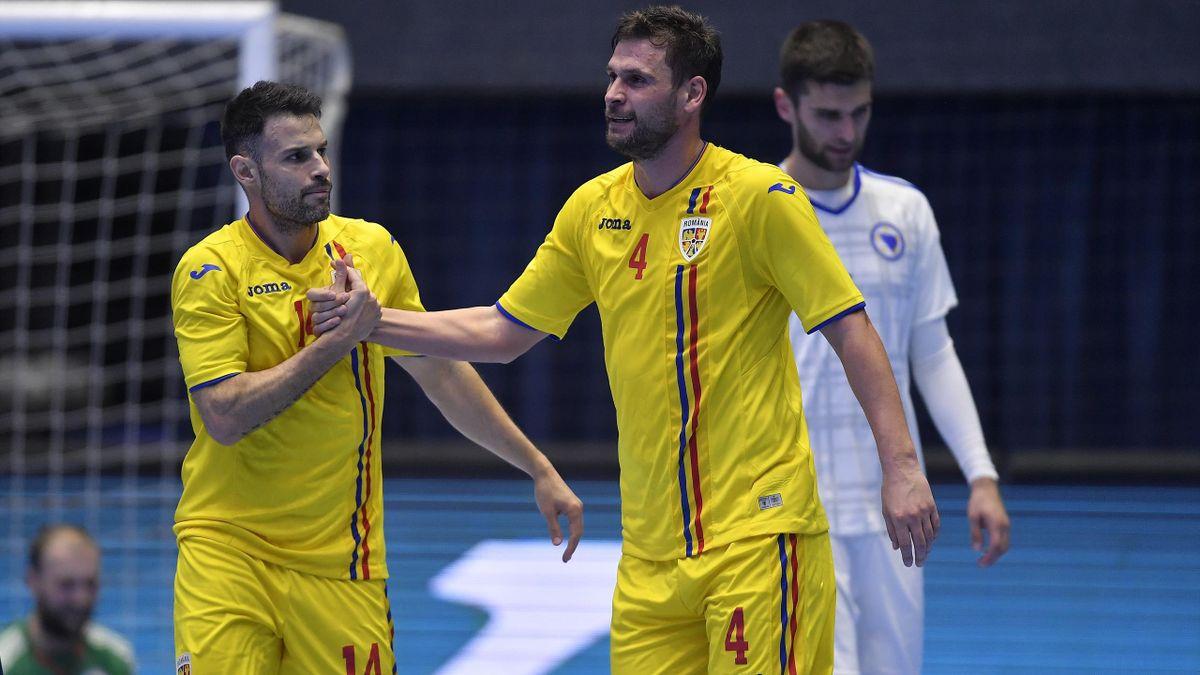 România, în partida cu Bosnia, din cadrul grupei de calificare la Euro 2022