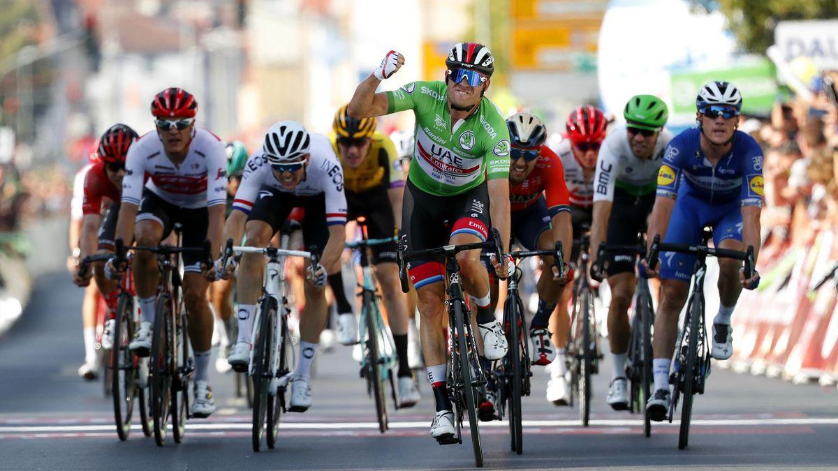 Alexander Kristoff (2e étape du Tour d'Allemagne 2019)