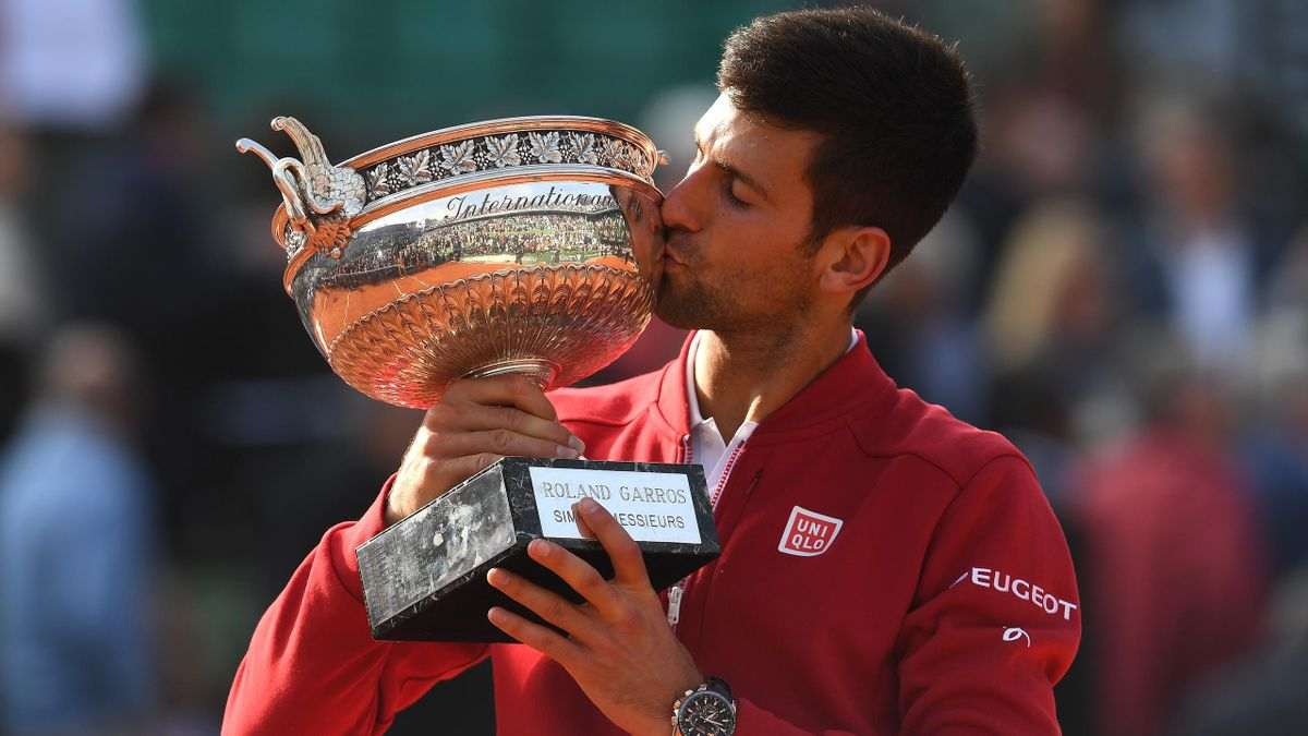 Novak Djokovic are un singur trofeu la Roland Garros
