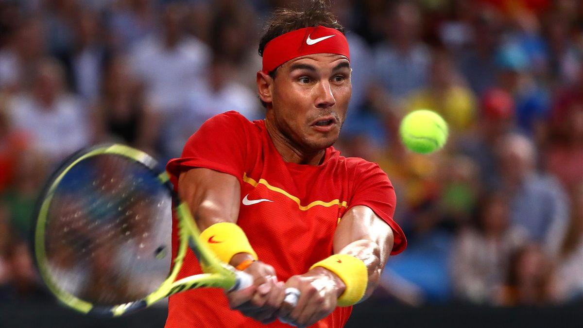 Rafael Nadal (España). ATP Cup 2020