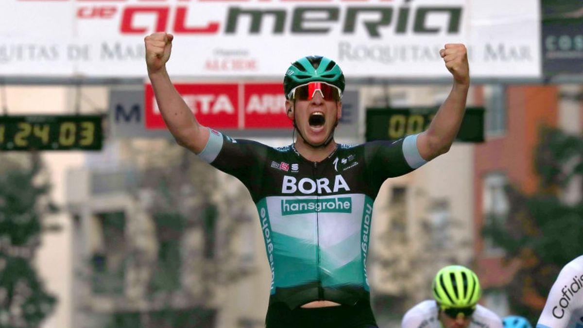 Pascal Ackermann feierte bei der Sibiu Tour zwei Etappensiege