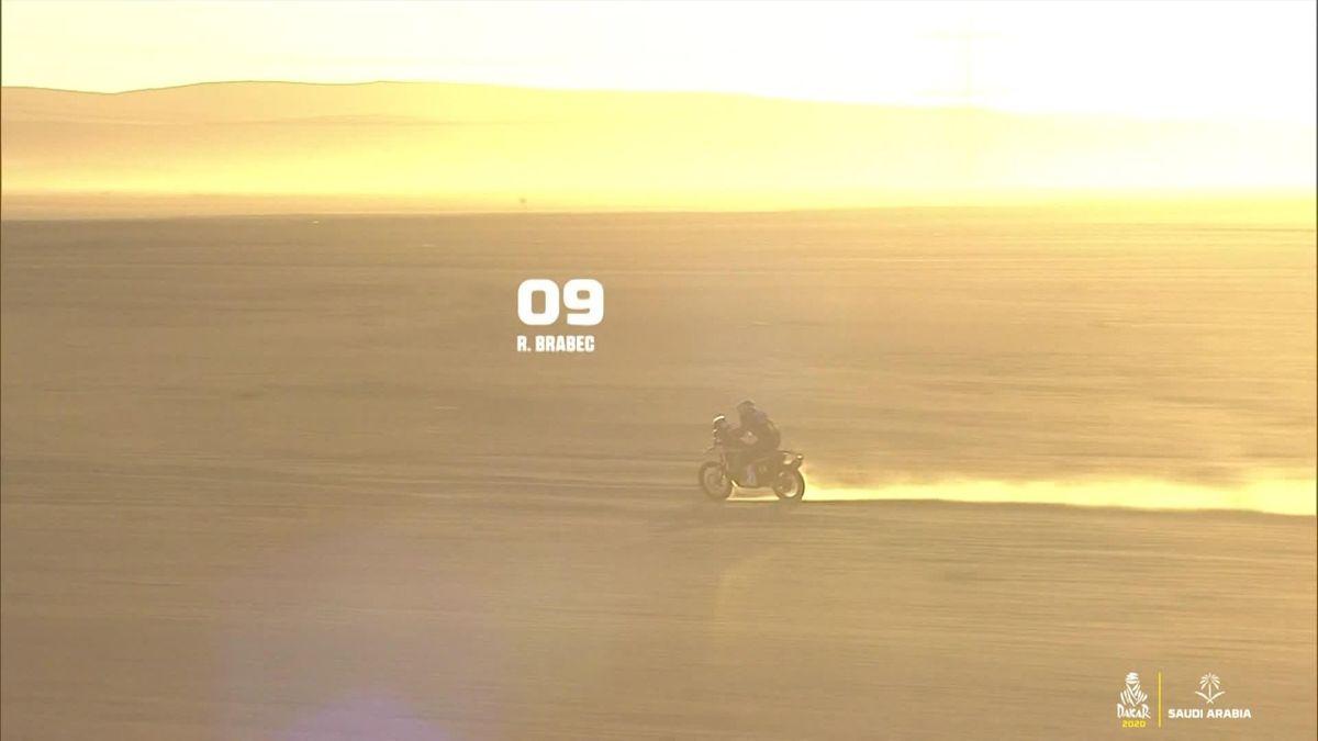 Dakar : Bikes highlights stage 1
