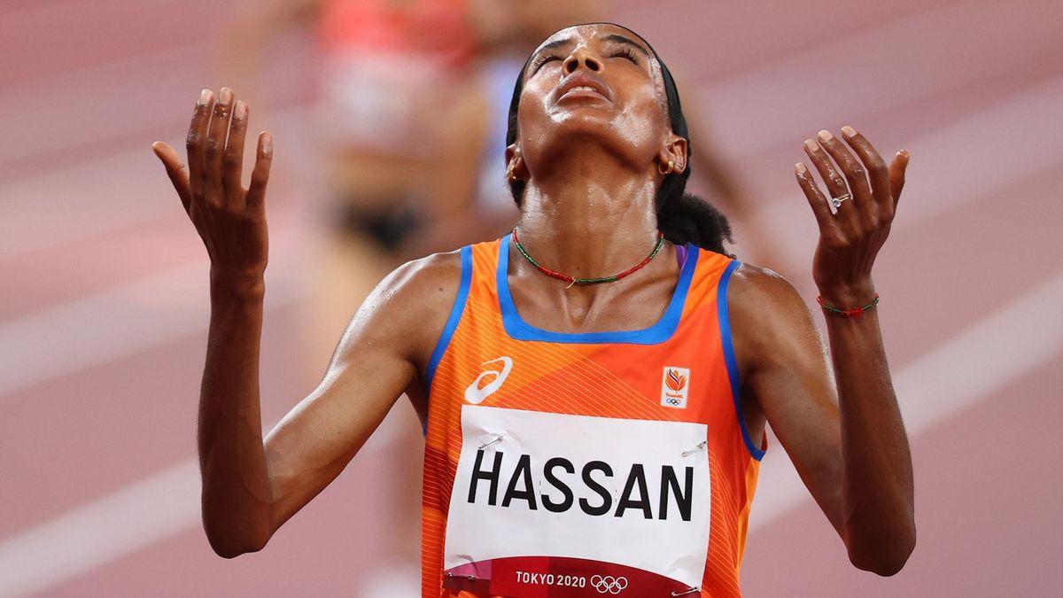 Sifan Hassan jaagt in Tokio de grenzen van het onmogelijke na