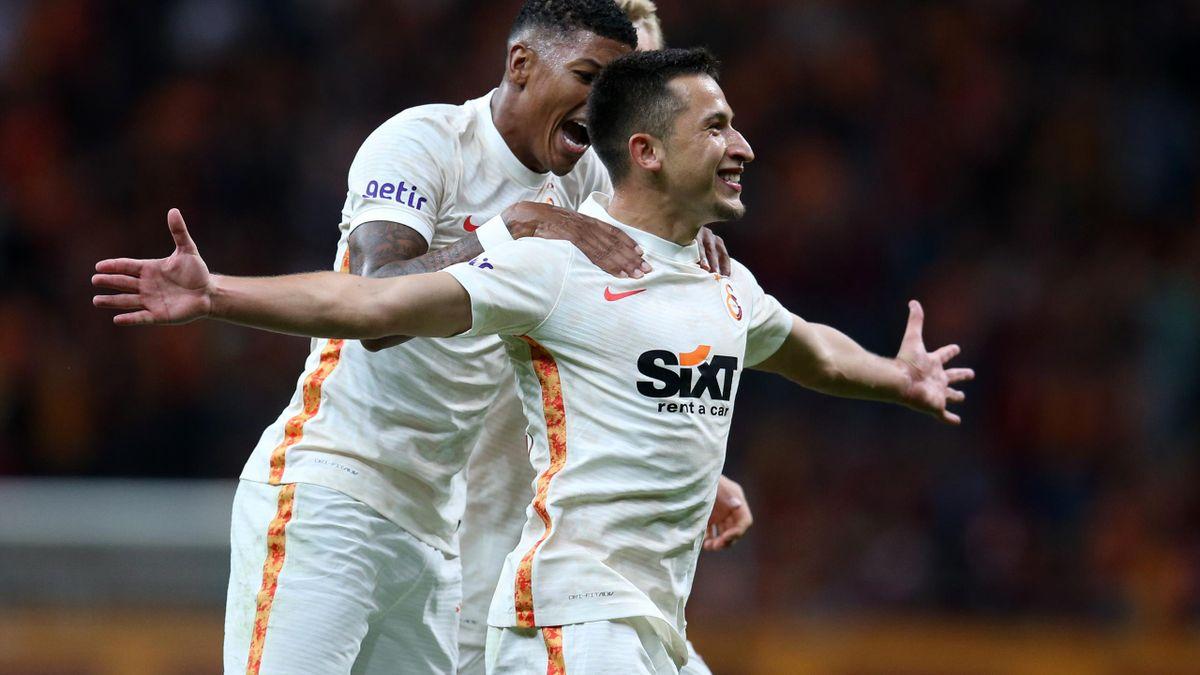 Moruțan, decisiv în Galatasaray - Goztepe 2-1