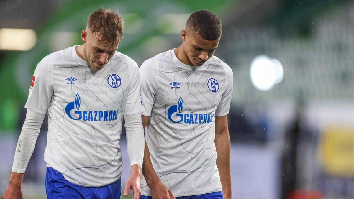 Der FC Schalke 04 taumelt dem Bundesligaabstieg entgegen
