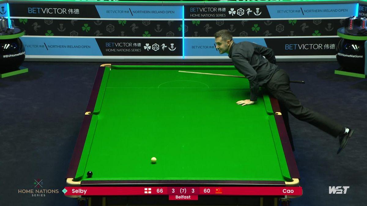 Northern Ireland Open   Dramatische ontknoping na missen van beslissende zwarte bal