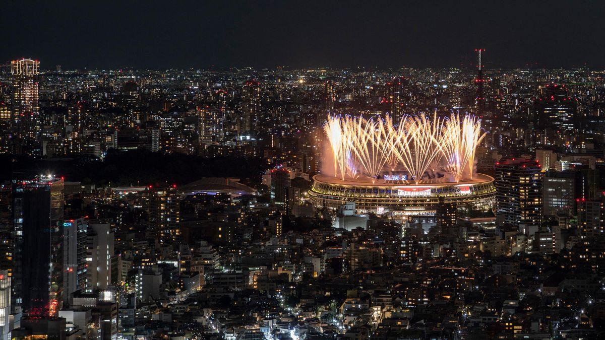 Открытие ОИ-2020 в Токио