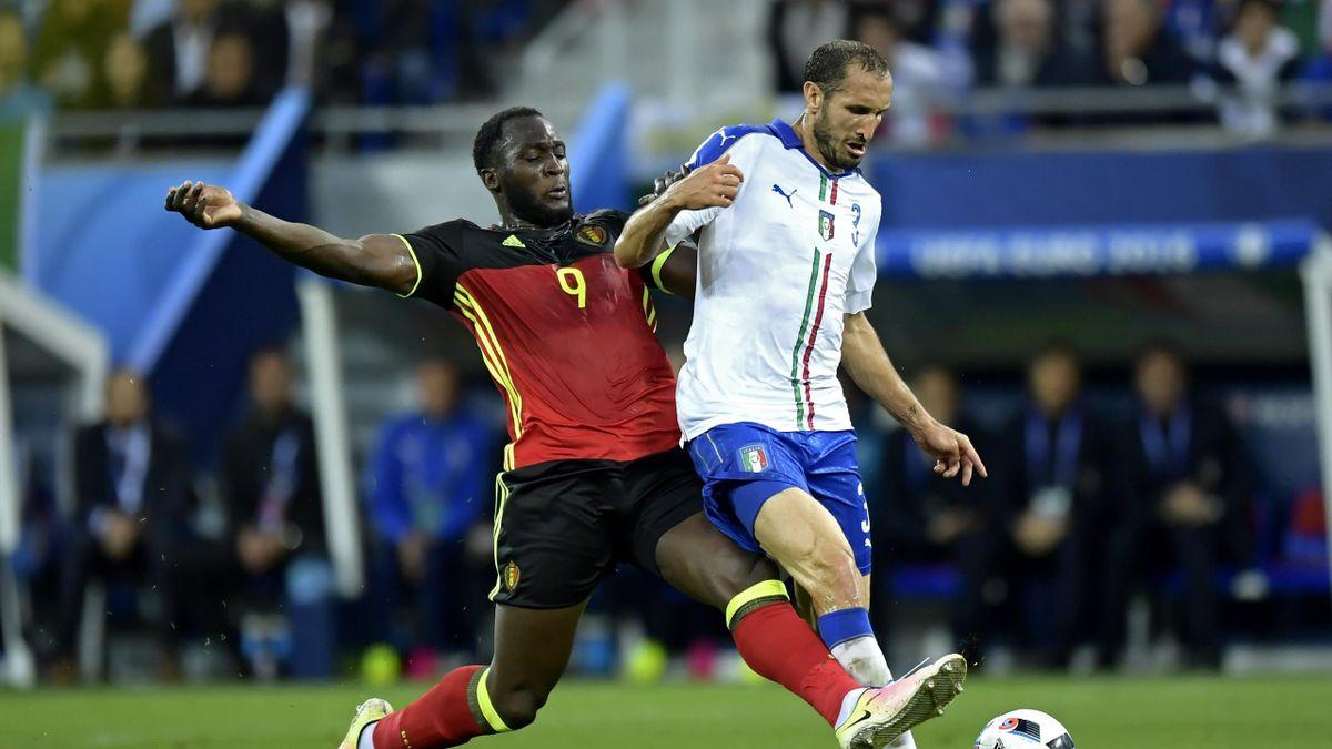 Euro 2016, Belgio-Italia