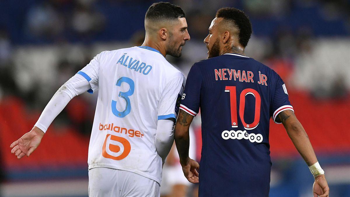 Alvaro Gonzalez defended himself after Neymar's accusations of racism
