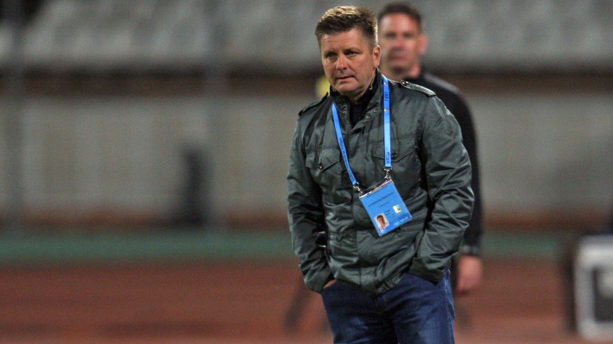 Dusan Uhrin a reușit să câștige 4 meciuri consecutive cu Dinamo. Sursa foto: Mediafax