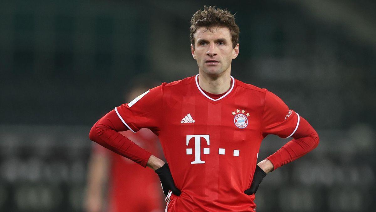 Thomas Müller - FC Bayern