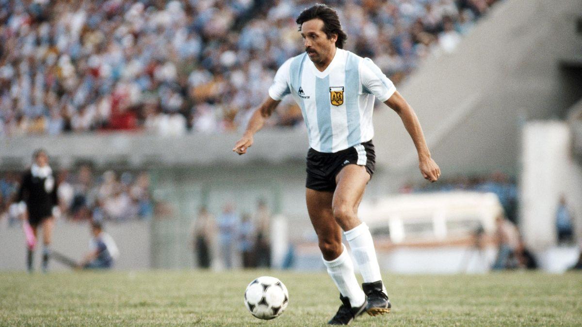 Leopoldo Luque, champion du monde en 1978 avec l'Argentine, est décédé lundi 15 février 2021 à l'âge de 71 ans.