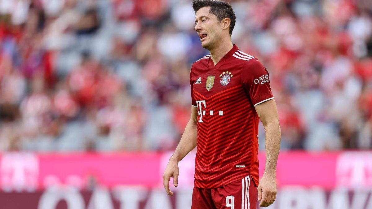 Robert Lewandowski to kluczowy piłkarz Bayernu