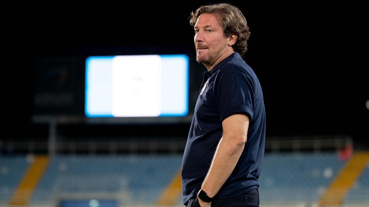 Crotone 2019-2020: mister Giovanni Stroppa (Getty Images)