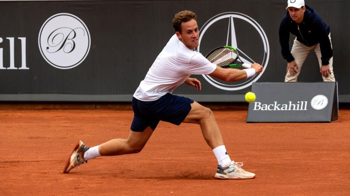 Roberto Carballés - ATP Gstaad