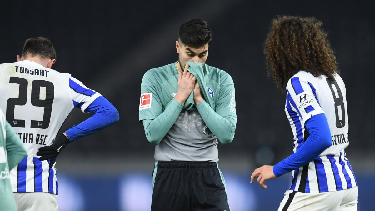 Schalke verliert auch in Berlin