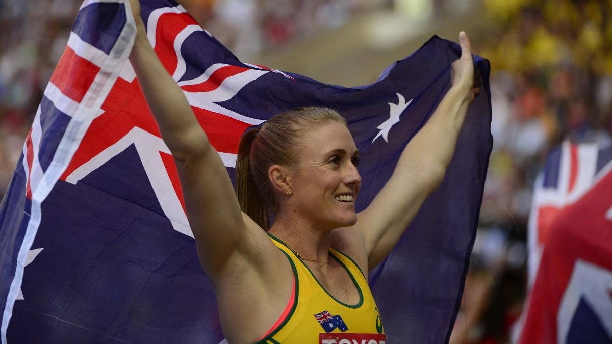 Australia's Sally Pearson (AFP)