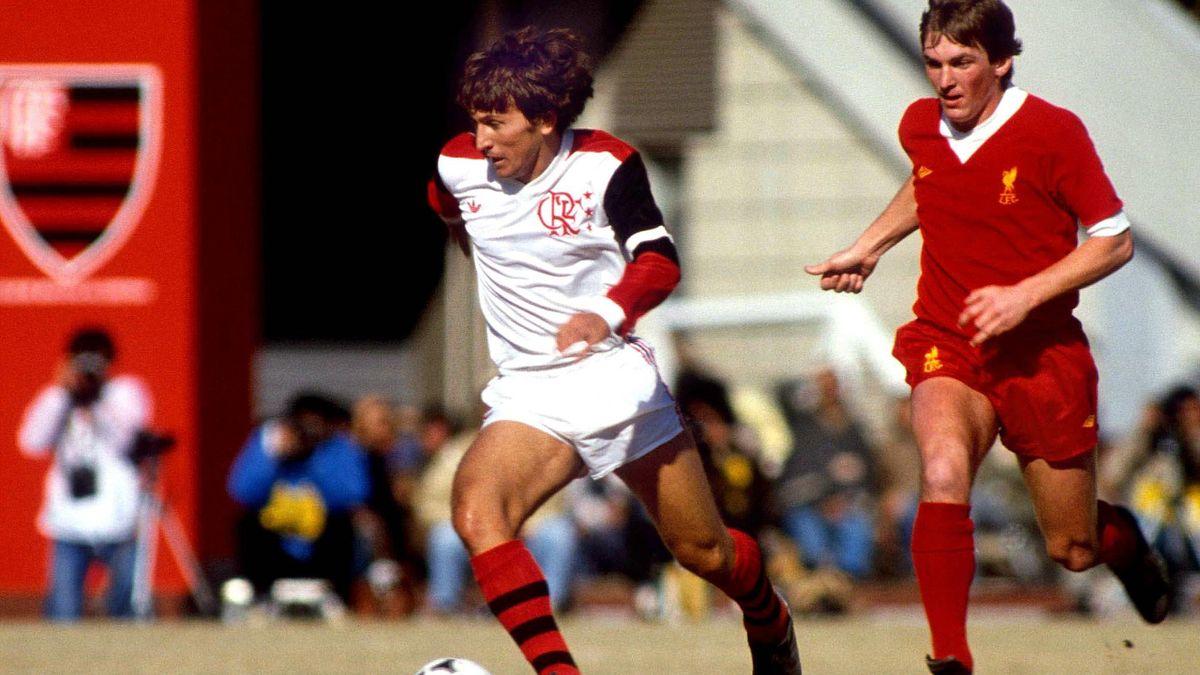 Zico-Flamengo-Liverpool