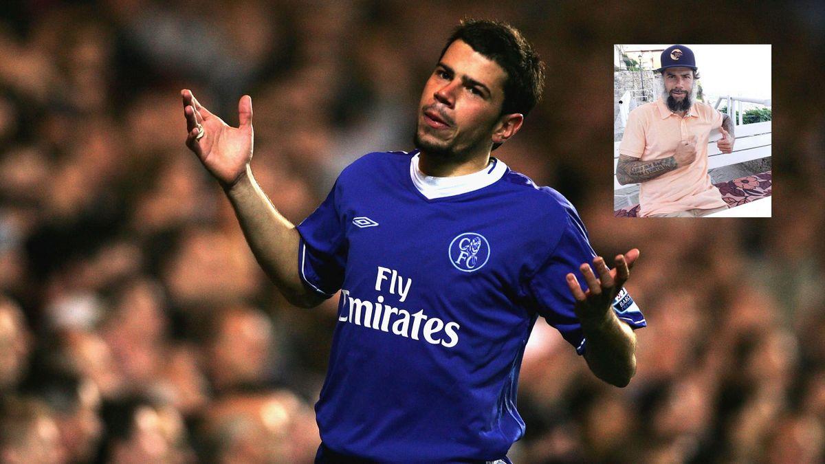 De nerecunoscut! Mateja Kezman, fostul atacant al lui Chelsea, a uimit pe toată lumea cu noul look