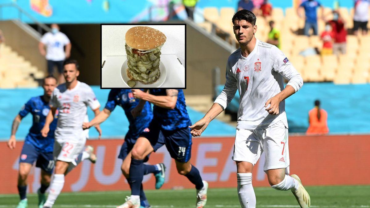 Álvaro Morata (Burger King)