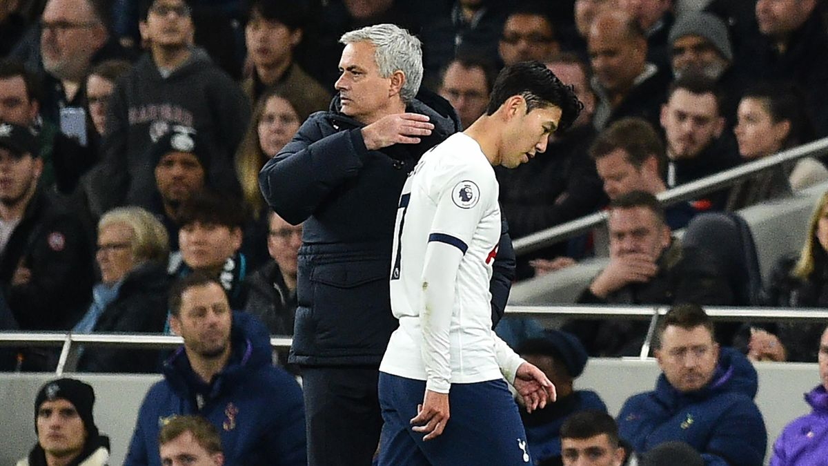 Jose Mourinho, Son Heung-min