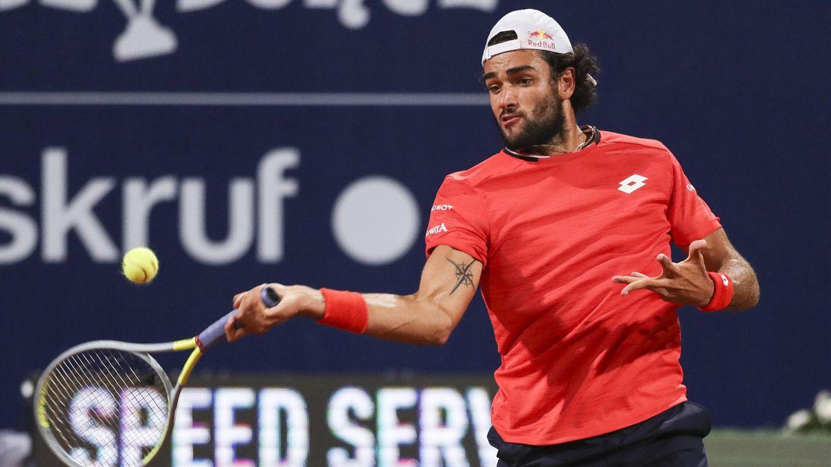 Matteo Berrettini - Ultimate Tennis Showdown