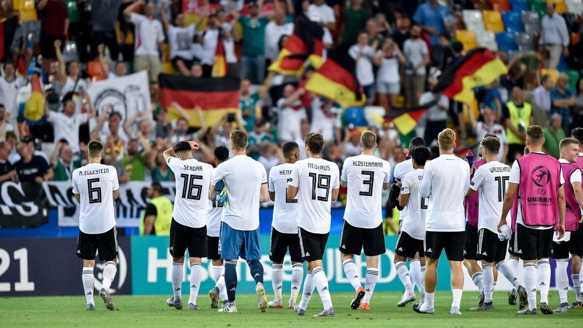 Deutschland bei der U21-EM