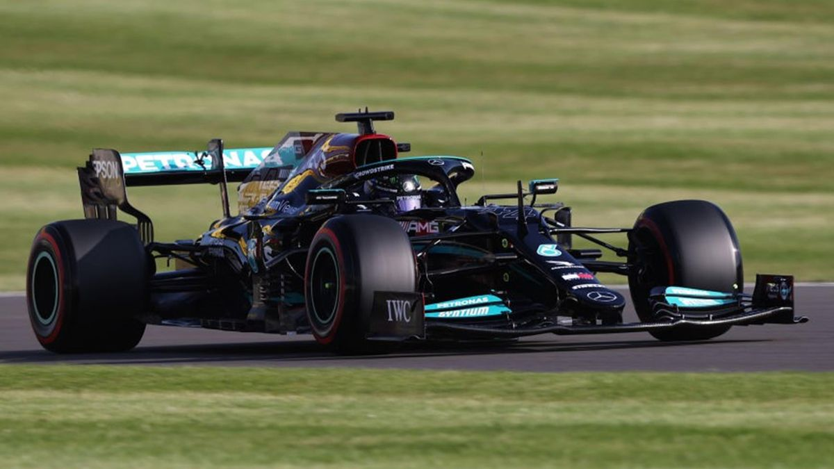 Lewis Hamilton (Mercedes) - GP of Great Britain 2021