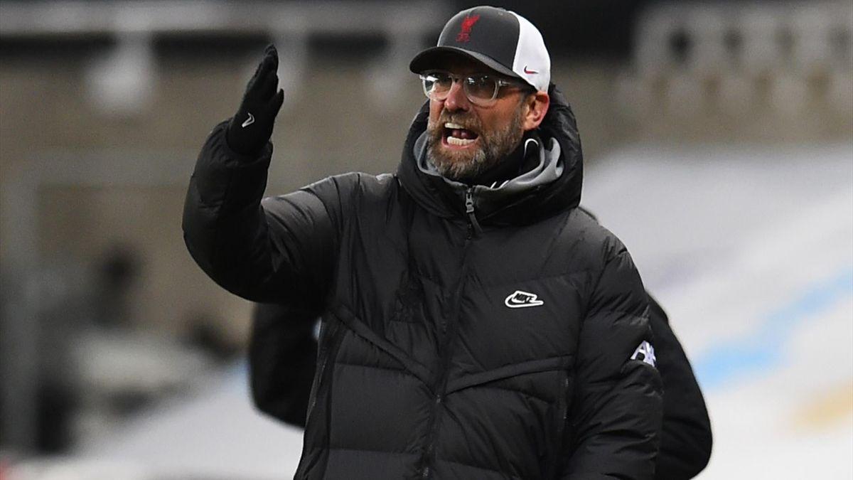 Liverpool -Trainer Jürgen Klopp