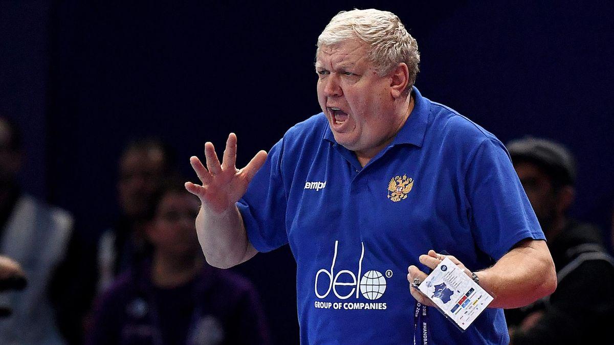 Евгений Трефилов, Россия