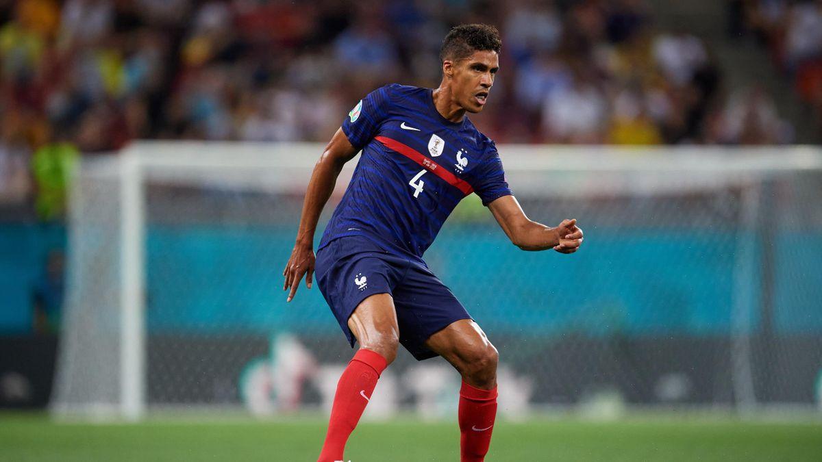 Raphael Varane scheiterte bei der EM mit Frankreich an der Schweiz
